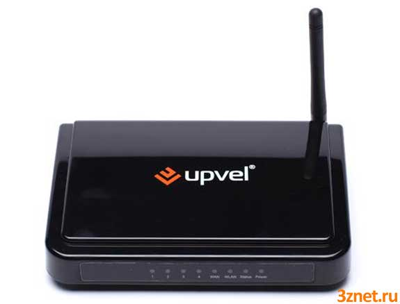 wi-fi роутер Upvel UR-315BN купить в г. Петушки